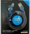 energea-nylotough-2-in-1-microusblightning-blue