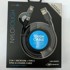 energea 2-in-1 microusb+type c