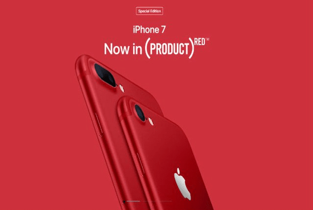 iphone 7 red singapore price