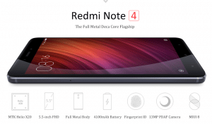 redmi note 4 singapore review