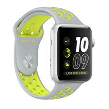 apple watch series 2 nike silver