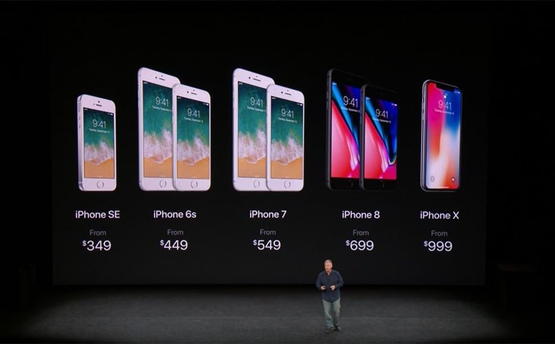 Compare-iPhone-8-and-iPhone-X-Price