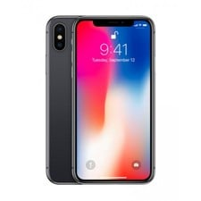apple iphone x grey