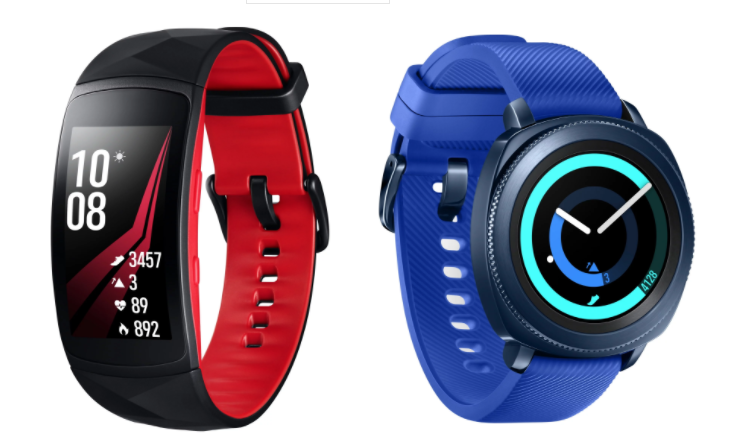 samsung gear fit pro and gear sport singapore