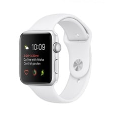 iwatch 1 white sport
