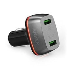 anker powerdrive+ 2 with quci charge 3.0