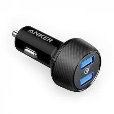 anker powerdrive speed with 2 quick charge 3.0