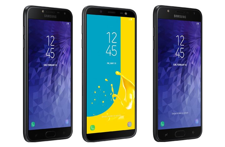The All New Samsung Galaxy J Series 2018 J4 J6 And J7 Duo In