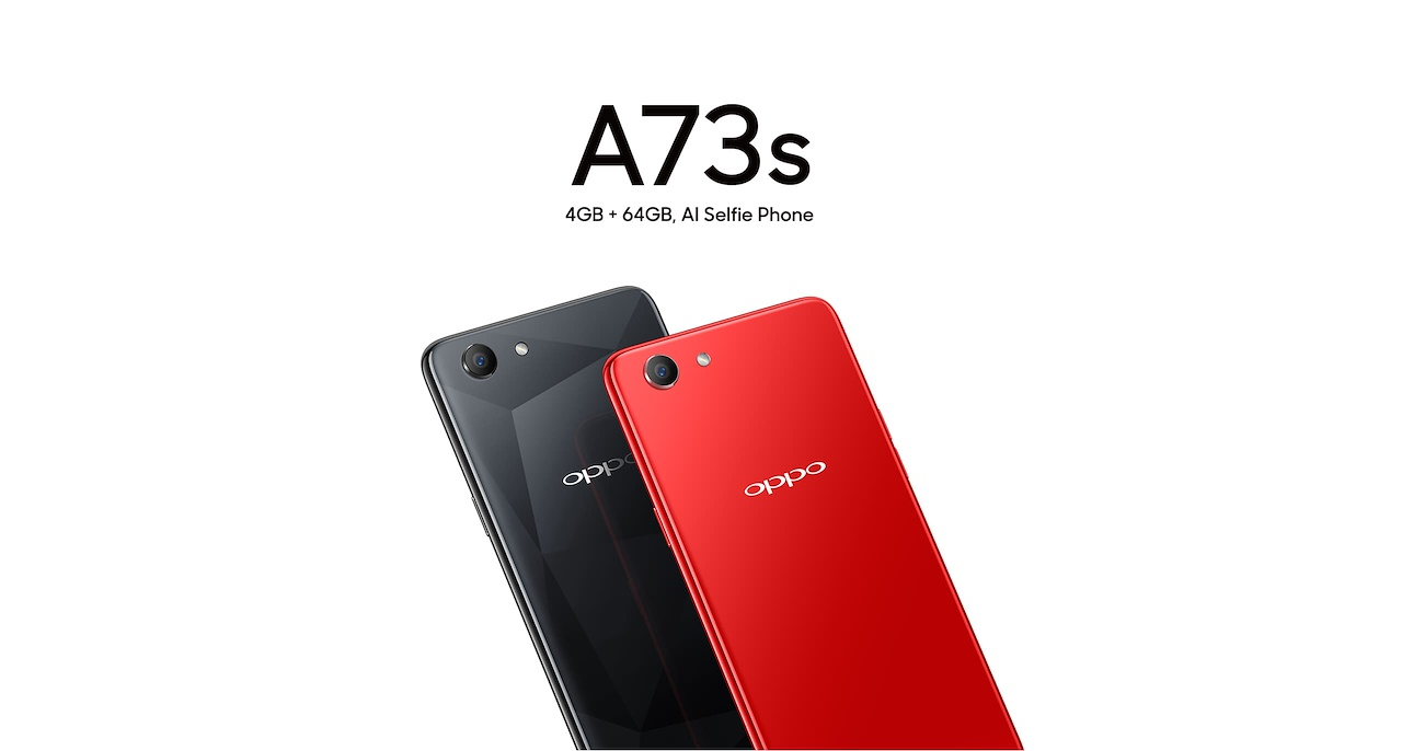 Oppo A73s Singapore | Red White Mobile