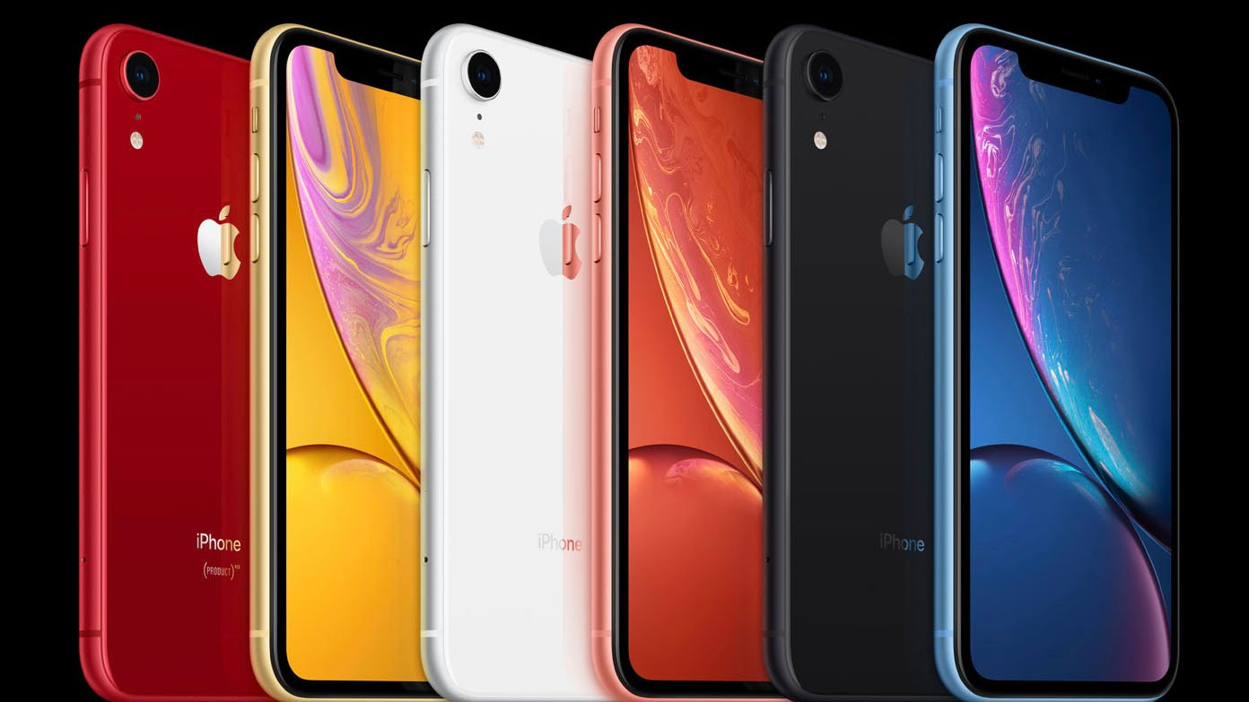 iphone xr singapore colours