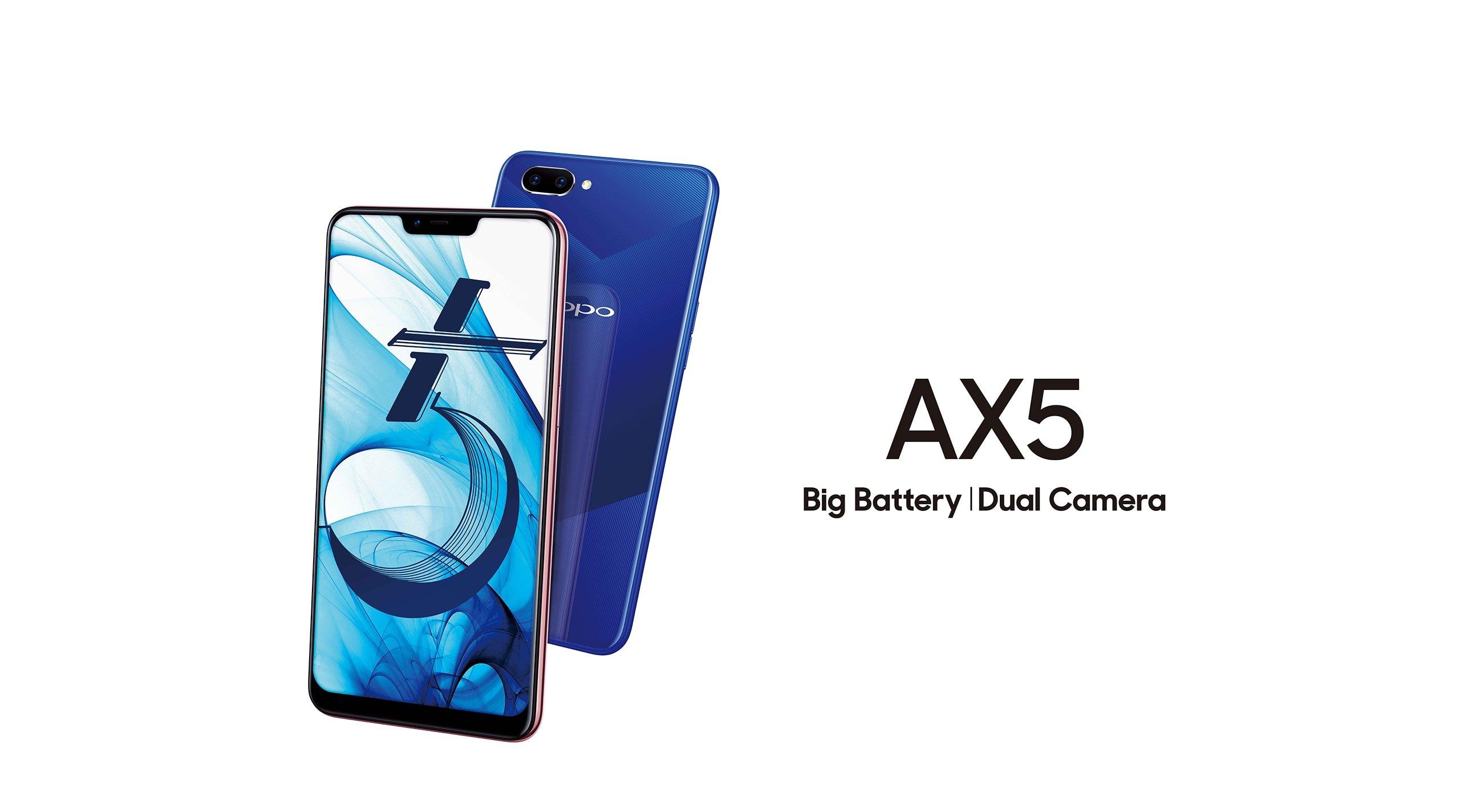 oppo ax5 singapore price