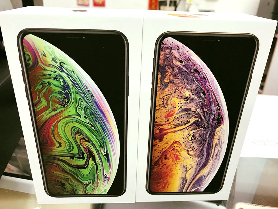 iphone xs singapore price