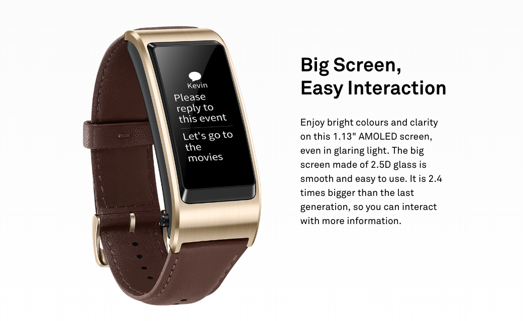 huawei talkband 5 singapore price