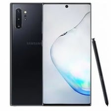 samsung note 10 plus aura black