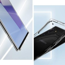 spigen note 10 crystal flex 2019