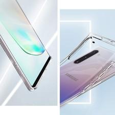 spigen note 10 liquid crystal 2019