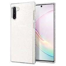 spigen note 10 liquid crystal glitter