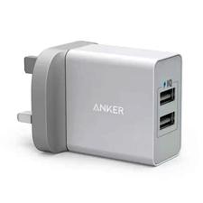 anker 2 port charger