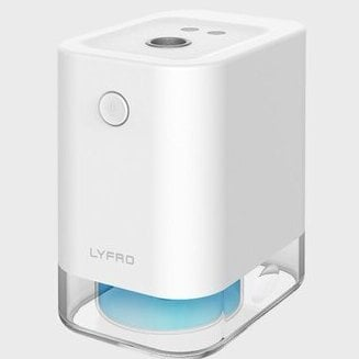 lyfro mist dispenser