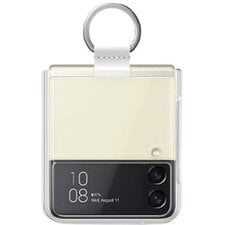 samsung z flip 3 clear cover with ring